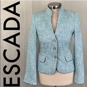 🎁 ESCADA LOVLEY BLAZER / JACKET 💯AUTHENTIC